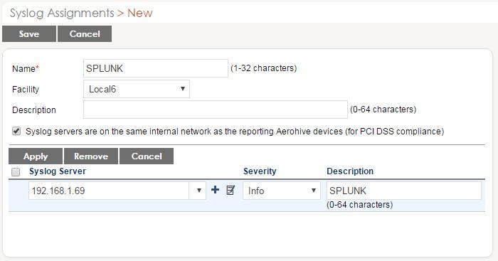 AeroHive Security | Splunkbase