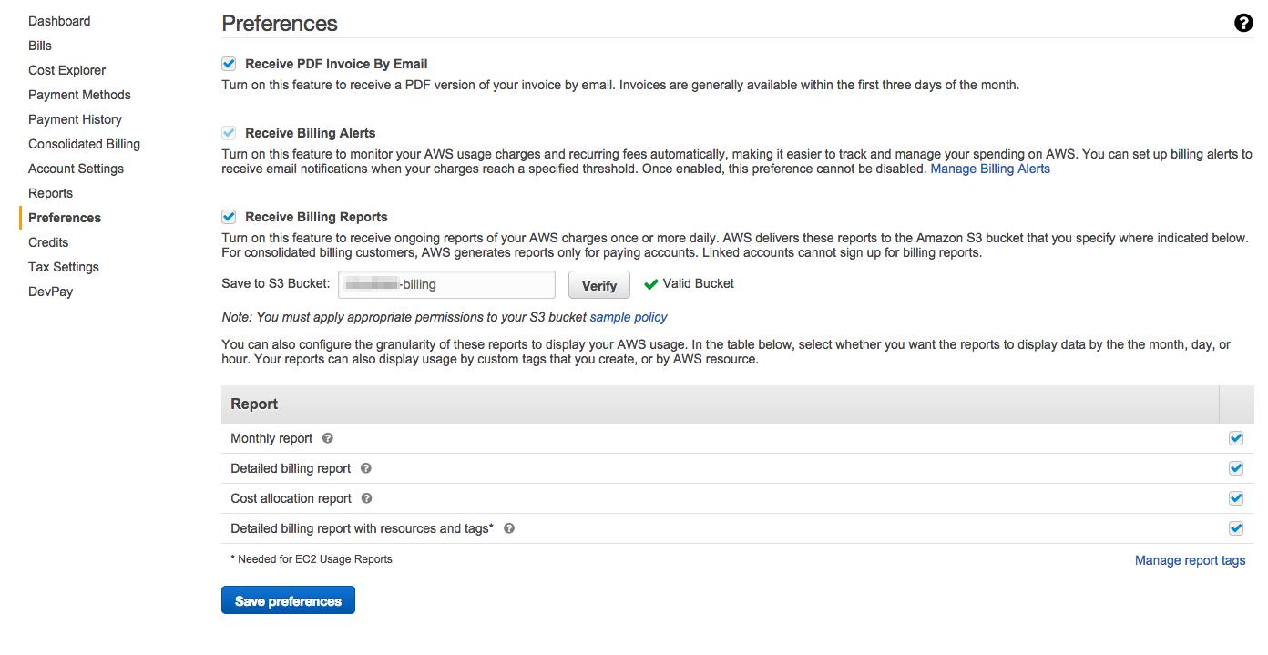 App for AWS Billing | Splunkbase